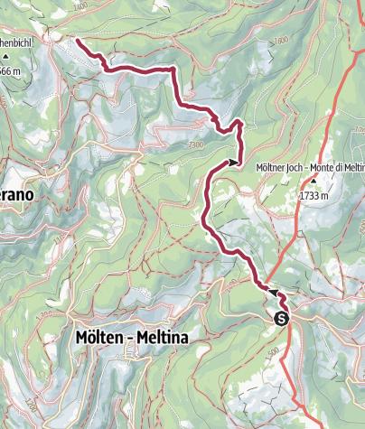 Map / Langfenn - Alp Leander