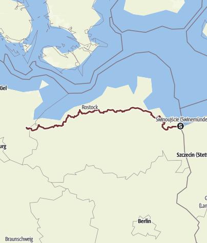 Karte / Via Baltica