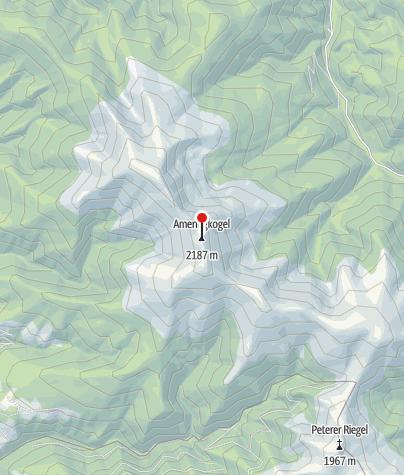 Karte / Amering