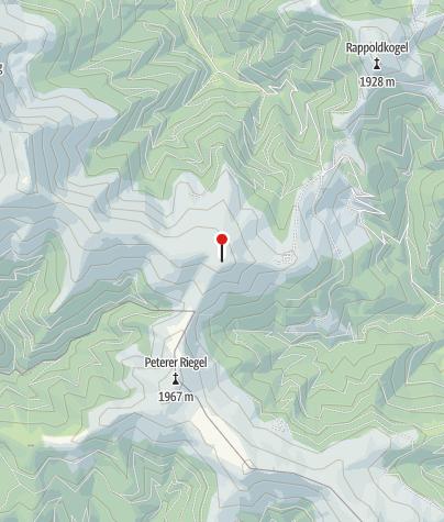 Karte / Stubalm-Speikkogel