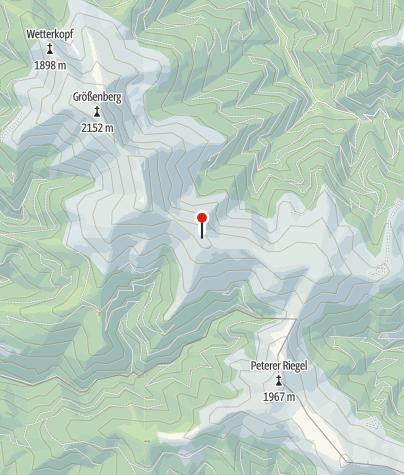 Karte / Hofalmkogel
