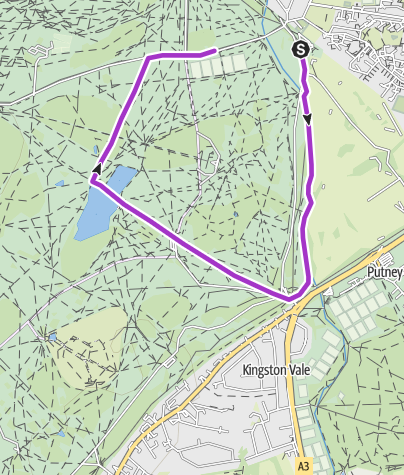 Map / Route, 22 Jan 2021 10:51:34