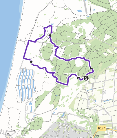 Map / 25-01 Kort Trailrun