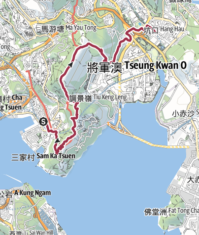 Map / Route, 2021/1/23 下午2:03:34
