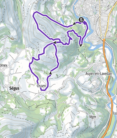 Map / boucle du beout