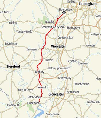 Map / Metropolitan Grp Tour