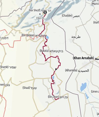 Map / Rene Day 1