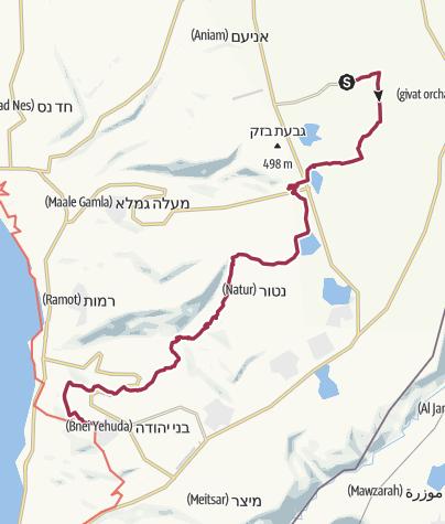 Map / Rene Day 3