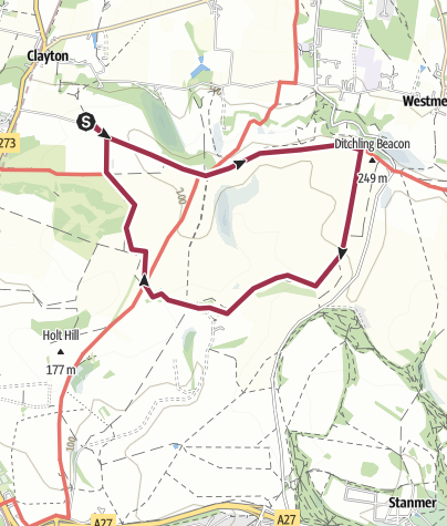 Map / Jack & Jill circular