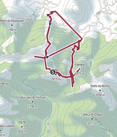 Map / Vinte de Abril e CEB83