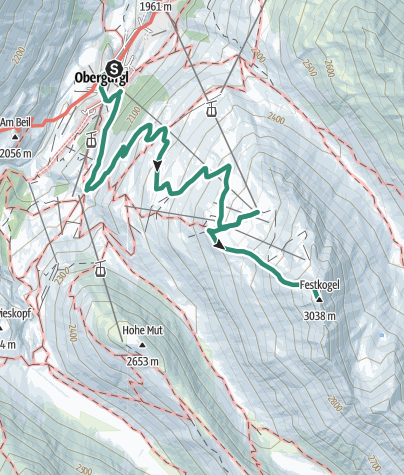 Map / Festkogl