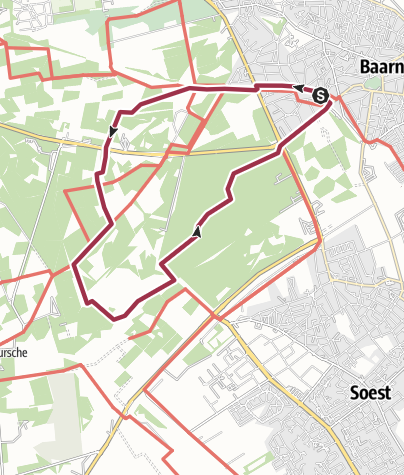 Map / Route, 31 jan. 2021 13:25:06