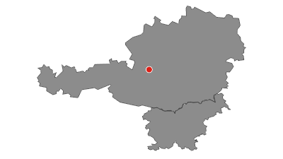 Mapa / Vom Gletscher zum Wein - Die Südroute