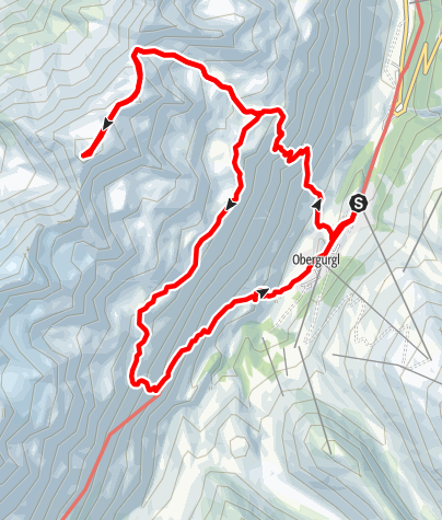 Map / Zirmkogel