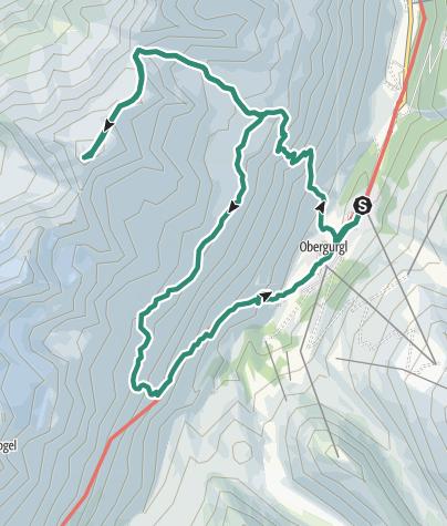 Map / Zirmkogel