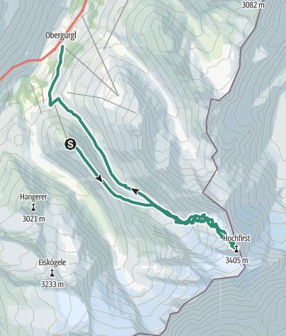 Map / Hochfirst
