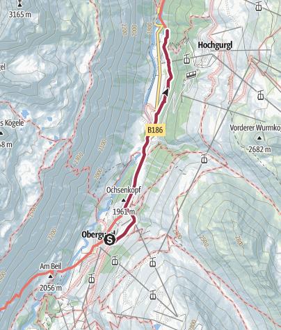 Map / Lake Pillersee
