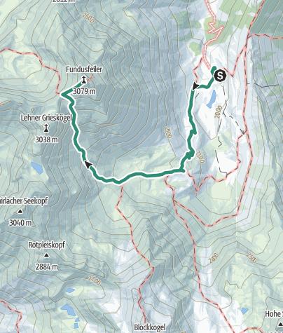 Map / Fundusfeiler