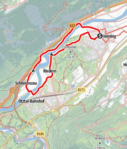 Map / Bojenway