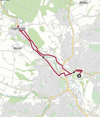 Map / Route, 1 Feb 2021 19:57:41