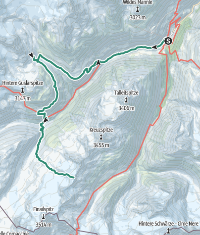 Map / Saykogel
