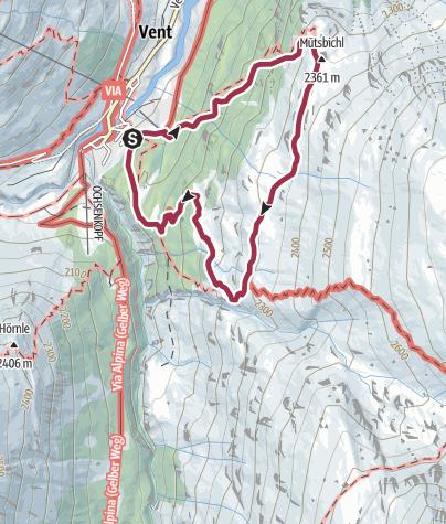 Map / Mutsbühl