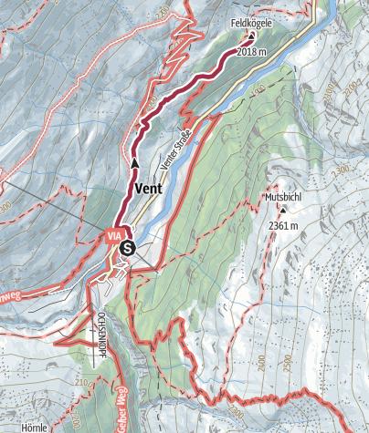 Map / Feldkögele