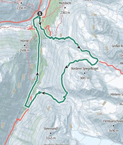 Map / Diemweg