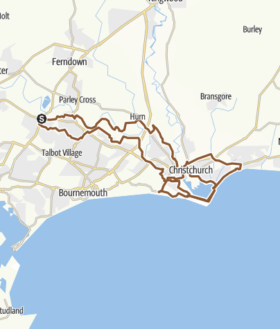 Map / Route, Feb 4, 2021 3:01:12 PM