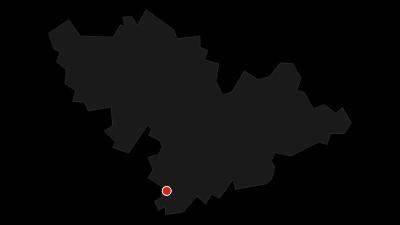 Karte / GA-Wandertag 2016 - 10km - Pingen und Pütze