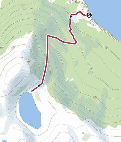 Map / Årsnesstølen