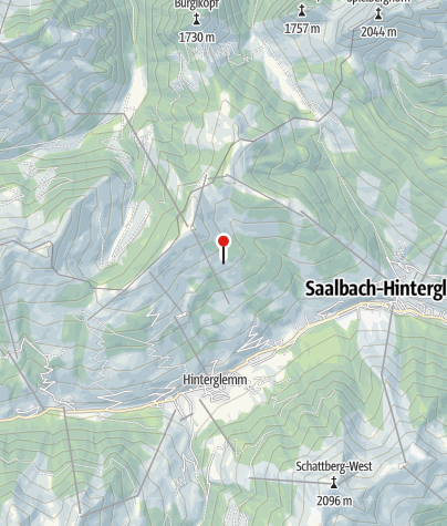 Karte / Reiteralm