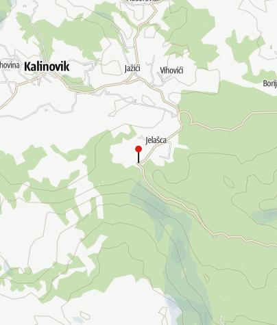 Map / Lalovic Campsite