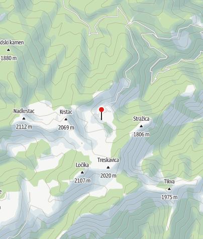 Map / Koliba