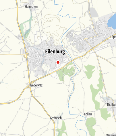 Karte / Bahnhof Eilenburg