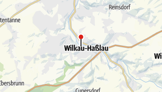 Térkép / Bahnhof Wilkau-Haßlau