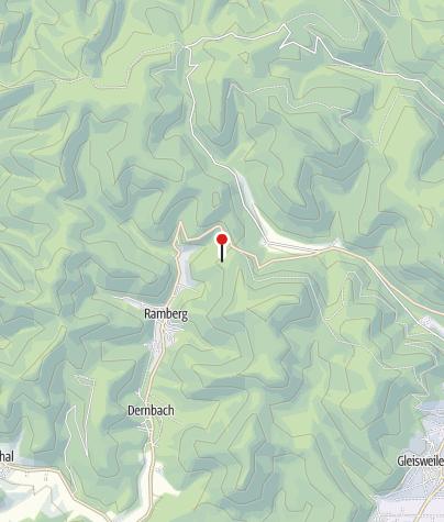 Karte / Hütte Pfälzerwald-Verein Ramberg (Drei Buchen)