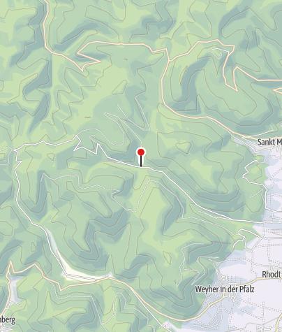 Karte / Hütte Pfälzerwald-Verein Edenkoben (Hüttenbrunnen)