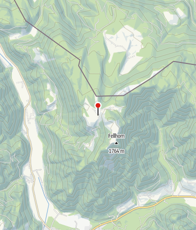 Karte / Eggenalm Chiemgau