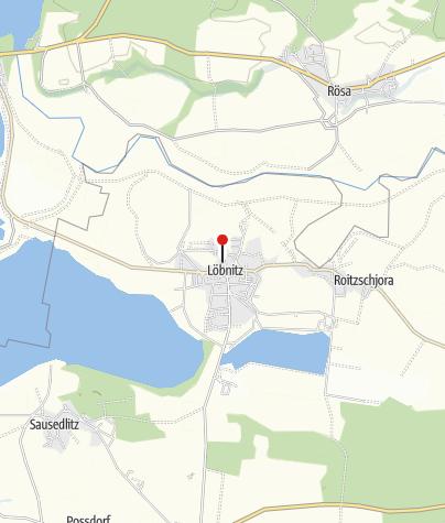 Karte / Gemeindeverwaltung Löbnitz