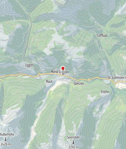 Карта / Der Paternwirt