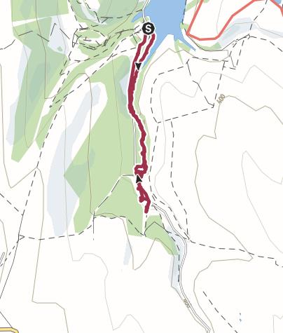 Map / Goyt valley riverside walk