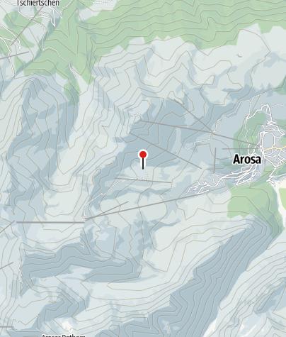 Map / Carmenna Hut