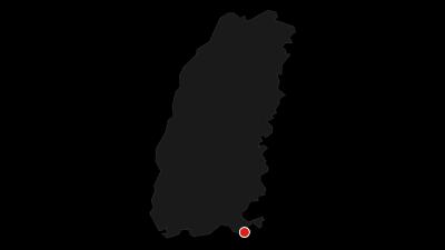 Map / Von Hohentengen zum Rheinkraftwerk Rheinsfelden