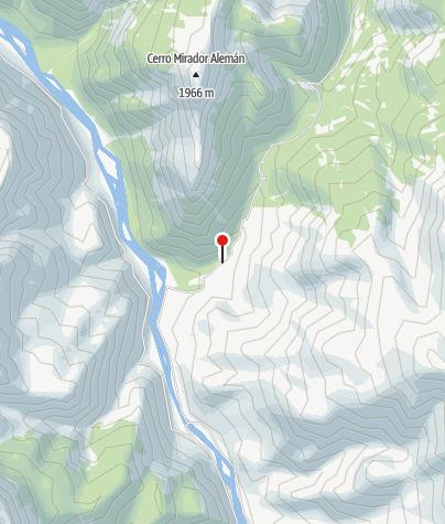 Karte / Lamalodge
