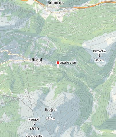 Karte / Balancierbalken
