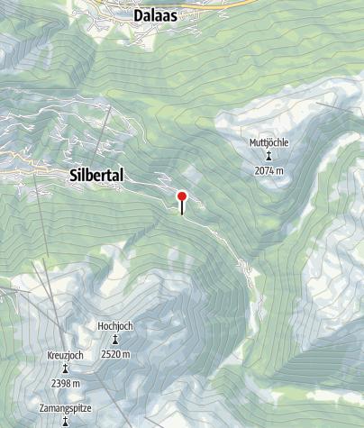 Karte / Hochsitz