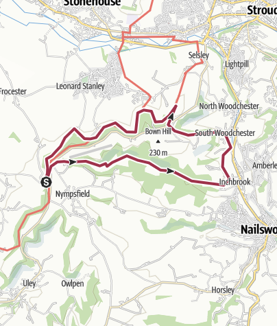 Map / Route, 27 Apr 2021 16:42:08