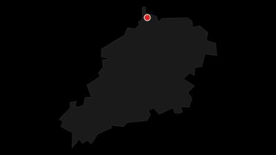 Karte / Saale - Wasserwandern von Camburg bis Naumburg - Etappe 10