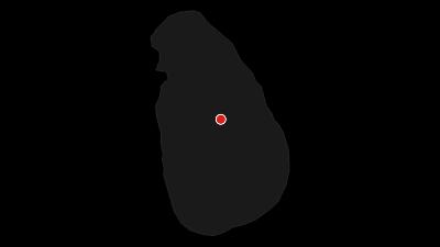 Karte / Sigiriya - Felsenfestung auf Sri Lanka